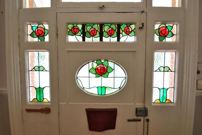 Original Stained Glass Leaded Lights