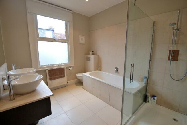 Family Bath & Shower Room
