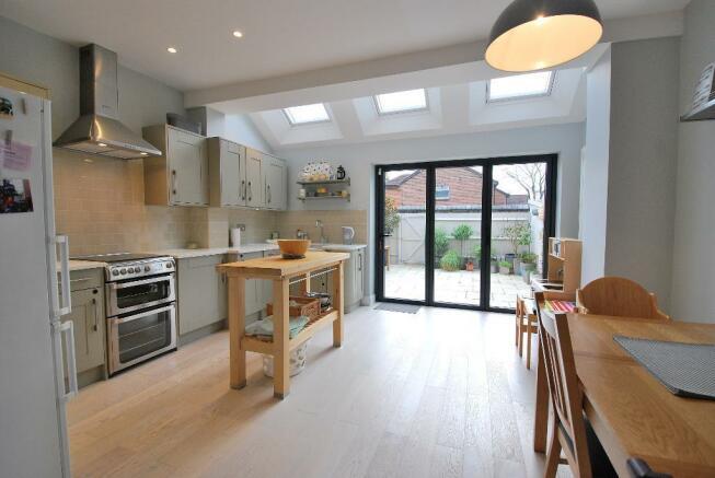Stunning Open-Plan Kitchen/Dining