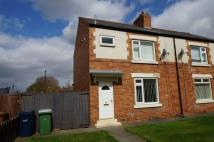 3 bed semi detached property in Burn Park Road...