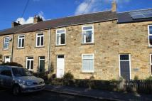 Terraced home for sale in Front Street, Esh