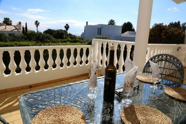 terrace again
