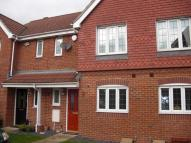 3 bed Terraced house in Nicolson Close, Tangmere...