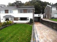 3 bedroom semi detached property to rent in 4 Ashgrove, Dinas Powys...