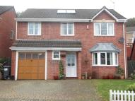 5 bedroom Detached house for sale in Forest View, Henllys...