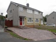semi detached home in Berkley Crescent...