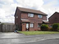semi detached house in Pentre Close, Cwmbran