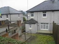 semi detached home in Glansychan Houses...