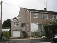 4 bedroom semi detached house in Heol Y Deri, Graigwen...