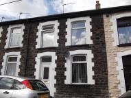 Terraced property in Lincoln Street, Porth