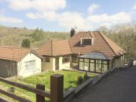 Detached Bungalow in Darren Ddu Road, Ynysybwl