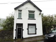 Detached home for sale in Glyn Street, Ogmore Vale...