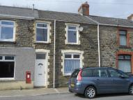 Terraced property in Llwydarth Road, Maesteg
