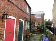 1 bed End of Terrace property for sale in Bridge Street, Belper...