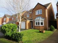4 bed Detached house in Sterling Close, Denby...