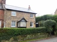 3 bedroom Cottage in Hazelwood Road, Duffield...