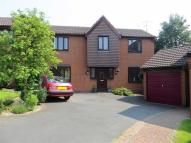 Detached property for sale in Naseby Road, Belper...