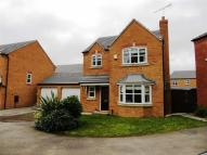 Detached house for sale in Steelyard Close, Ripley...