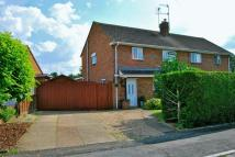 3 bedroom semi detached home in Lindsey Avenue, Evesham
