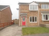 2 bed semi detached home in Clevis Court...