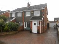 3 bedroom semi detached house in Julians Way...