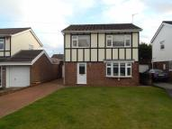 Detached house in Ty Draw Lane...