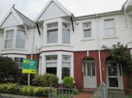 Terraced home to rent in Queens Avenue, Porthcawl...