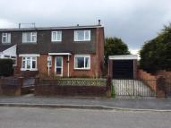 3 bedroom semi detached property in Shirley Drive...