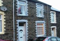 Terraced property in Penn Street, Treharris