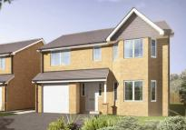 Detached house in Pen Y Duffryn...