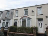 Terraced house in Cromwell Street...