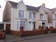 3 bedroom semi detached house to rent in Park Road, Gorseinon...
