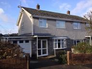 3 bedroom semi detached home to rent in Nurses Corner, Penclawdd...