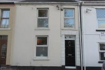 3 bed Terraced home for sale in Glebe Road, Loughor...