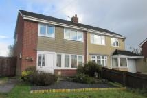 3 bedroom semi detached home in Heol Y Gelli...