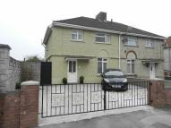 3 bedroom semi detached property in Brynawel Road, Gorseinon...