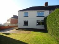 MOORSIDE CRESCENT semi detached house for sale
