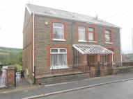semi detached home in Johns Terrace, Tonmawr...