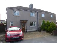 semi detached house for sale in Morfa Avenue, Margam...