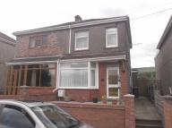 2 bed semi detached house in Dulais Road...