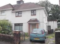 3 bed semi detached house in Heol Y Berllan, Crynant...