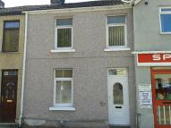 Terraced house in Neath Road, Briton Ferry...