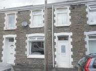 Terraced house to rent in New Henry Street, Neath