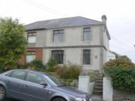 3 bed semi detached property to rent in Pen Yr Alley, Skewen...