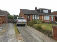 2 bedroom Semi-Detached Bungalow in Castle Drive, Cimla...