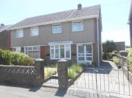 2 bedroom semi detached property in Cwm Nant, Cimla, Neath