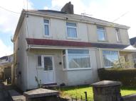 3 bed semi detached home for sale in Heol Y Felin...