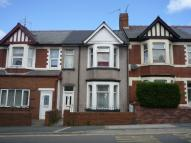 Terraced house for sale in Caerleon Road, Newport
