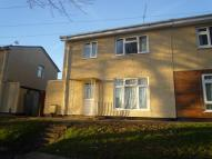 semi detached house in Fleming Close, Newport