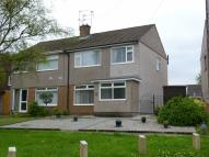 semi detached property in Channel View, Newport